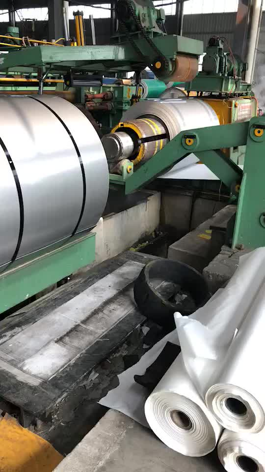 Full Hard Slitted AISI 316 Stainless Steel Strip
