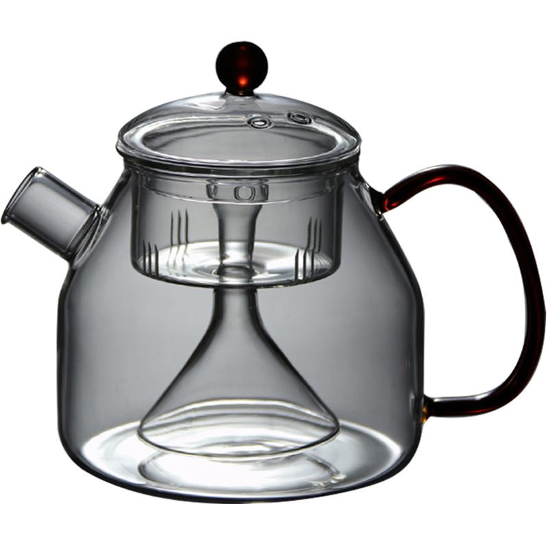 电陶炉蒸汽煮茶壶耐高温玻璃烧水壶怎么样