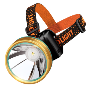 夜钓鱼强光充电超亮头戴式疝气头灯