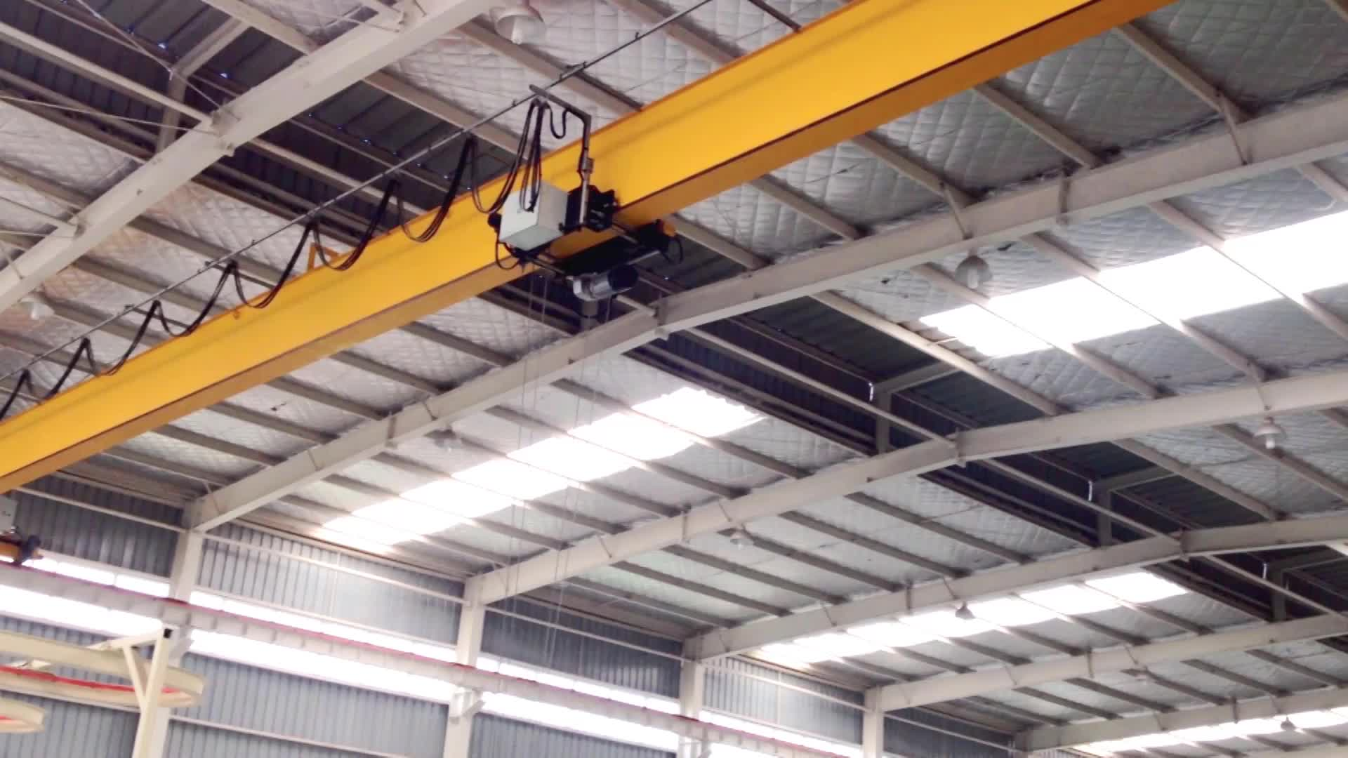 Nucleon European Overhead Crane Charging Crane For Sale