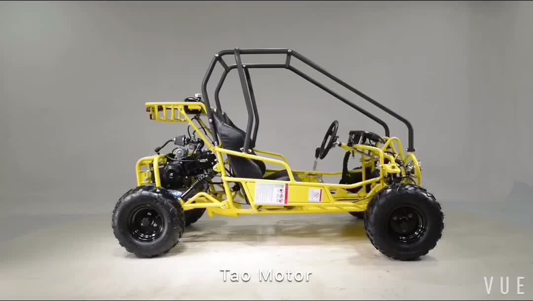 Tao Motor 110CC RACING ADULT PEDAL GO KART ATK110-A with EPA ECE
