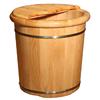 惠居诺泡脚木桶过小腿家用神器高深桶实木洗脚盆足浴盆泡脚桶木质
