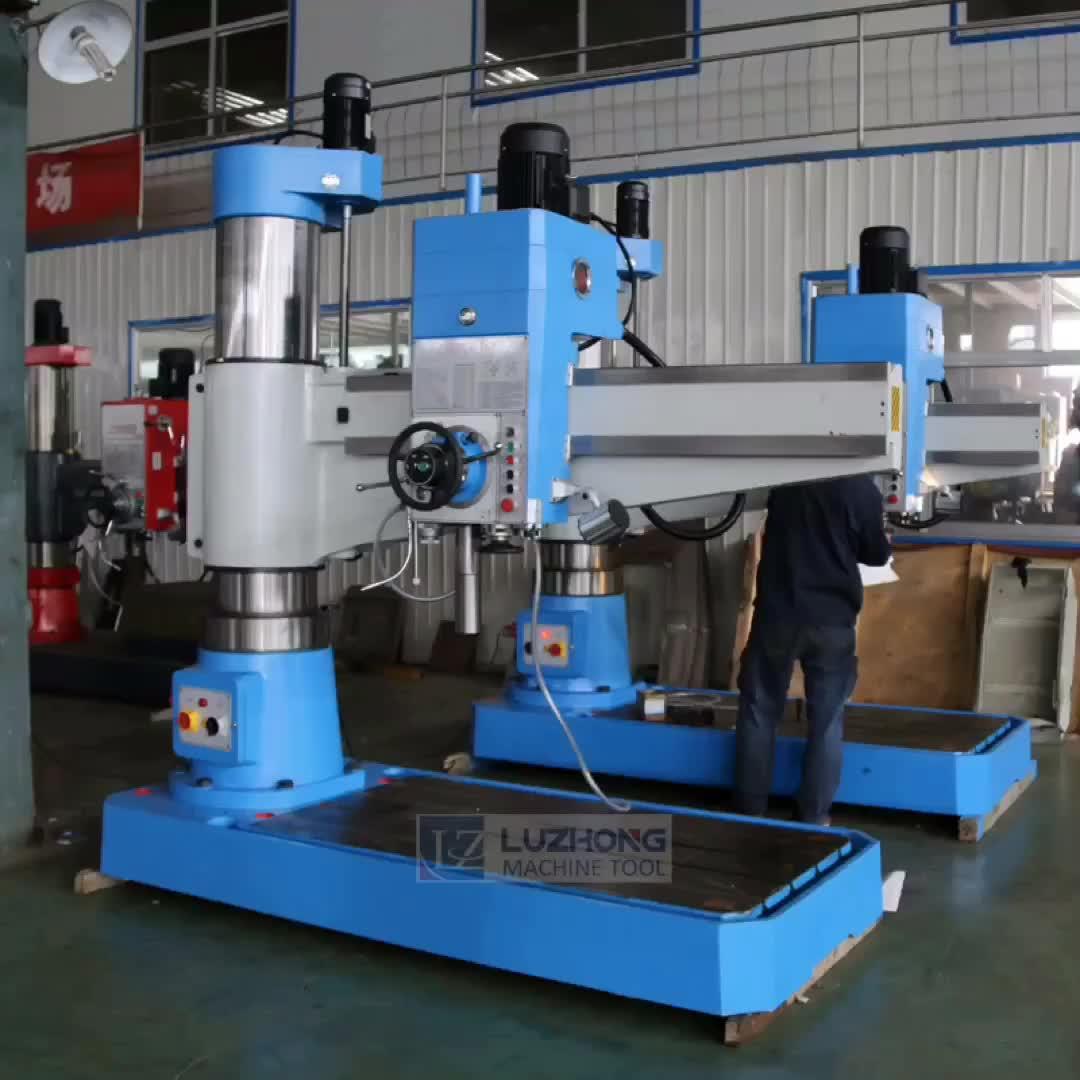 Tiefbohrmaschine Z3063x20 Radialbohrmaschine