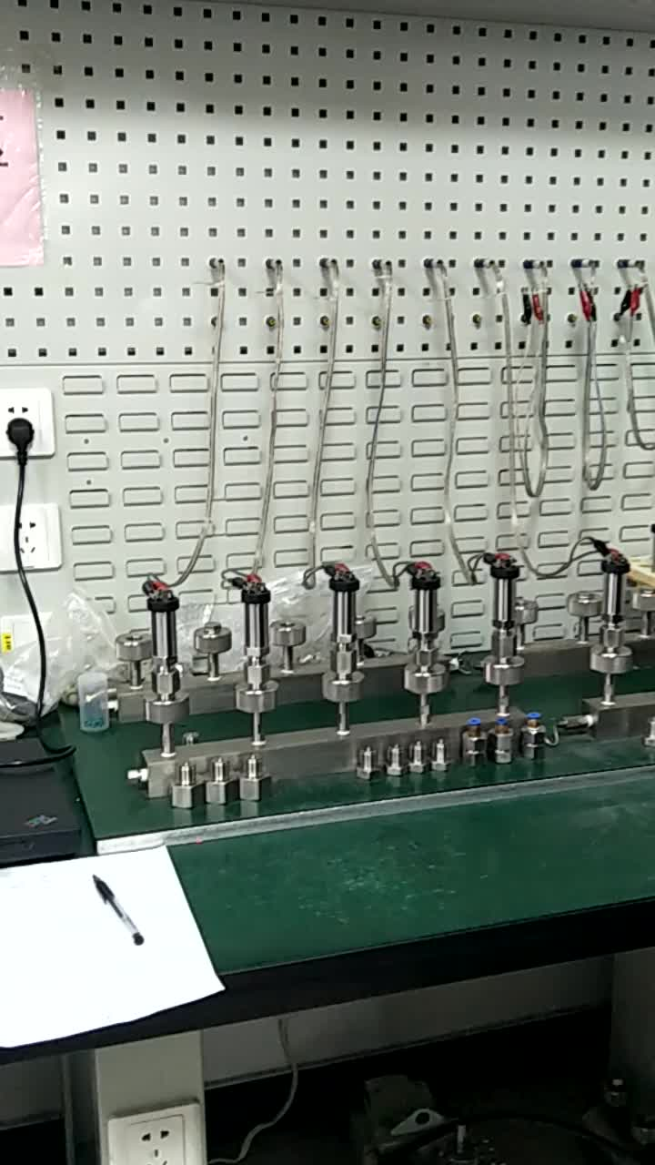 Hidrolik Basınç Sensörü 4-20 mA 5 psi tam ölçekli 316 SS malzeme