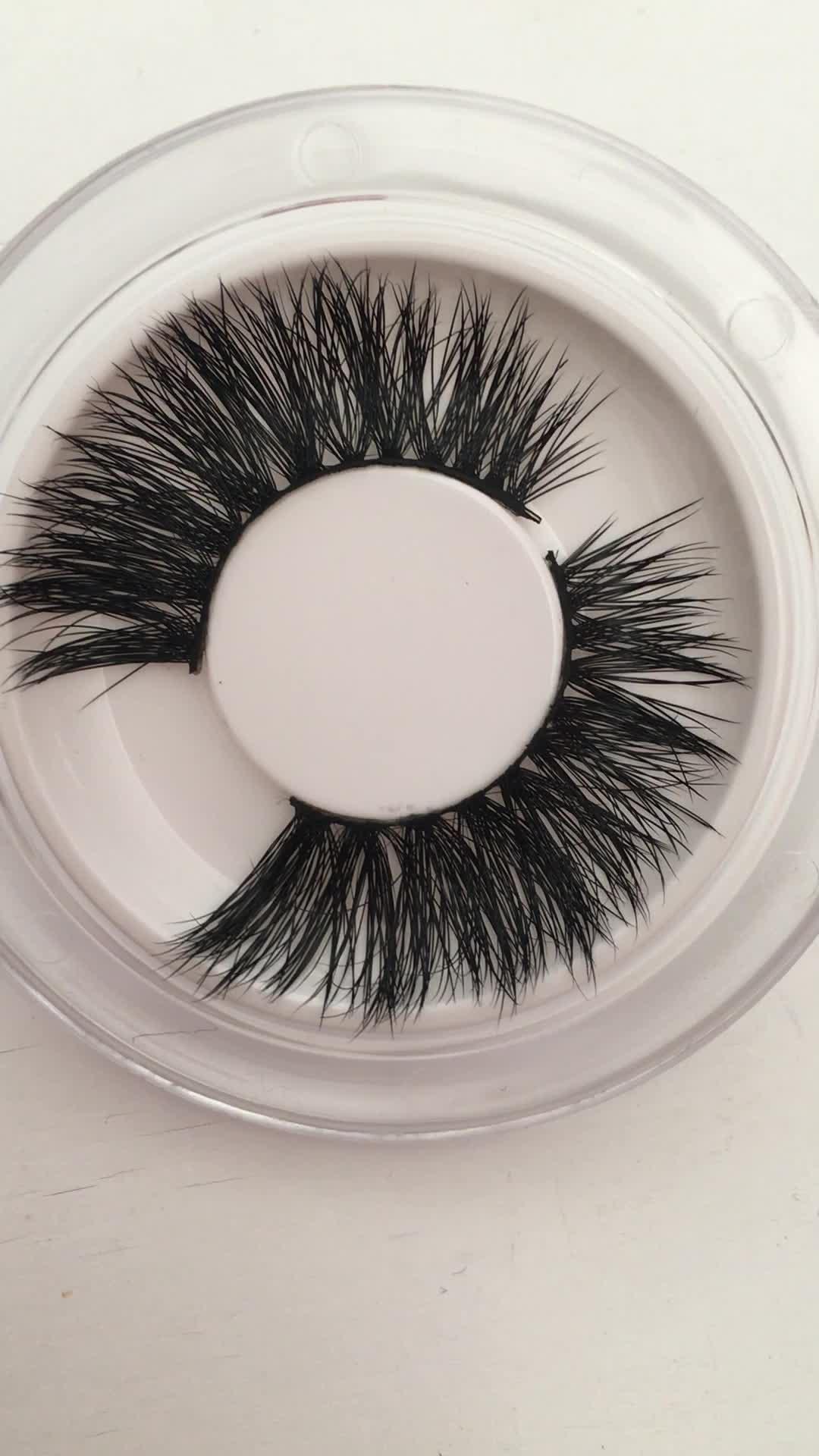 False Eyelashes Manufacturer Indonesia Cheap Eye Lashes Reusable