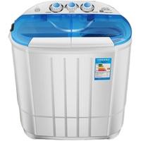 南极人双筒洗衣机小型全双桶甩干缸怎么样