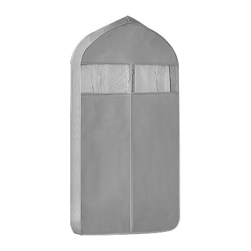 立体衣服罩子挂式家用套子防尘罩质量怎么样