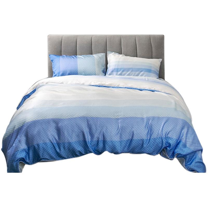 esprit双面天丝高端床品套件冬床单评价如何
