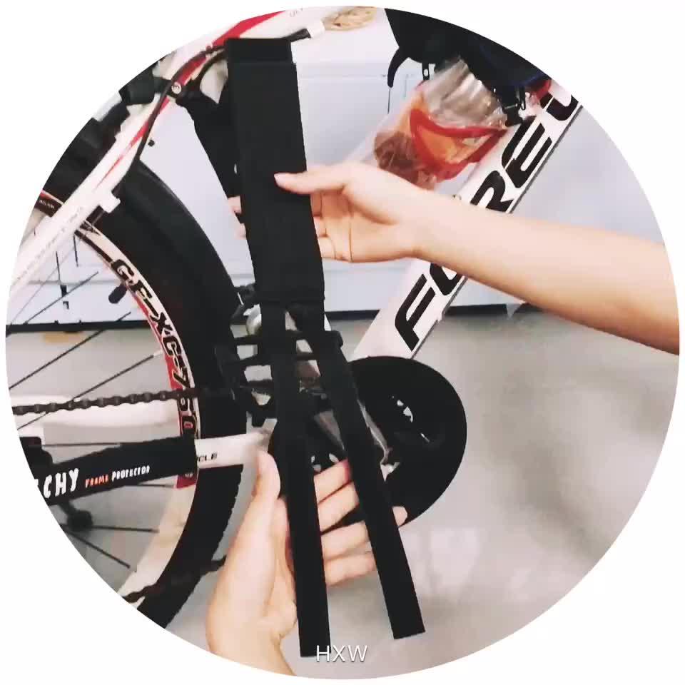 Su ordine all'ingrosso 50x460 millimetri ad alta resistenza in nylon con gancio anello di chiusura della bici pedale cinghia