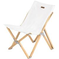 Naturehike挪客实木折叠椅户外便携式躺椅休闲露营椅子靠背小凳子