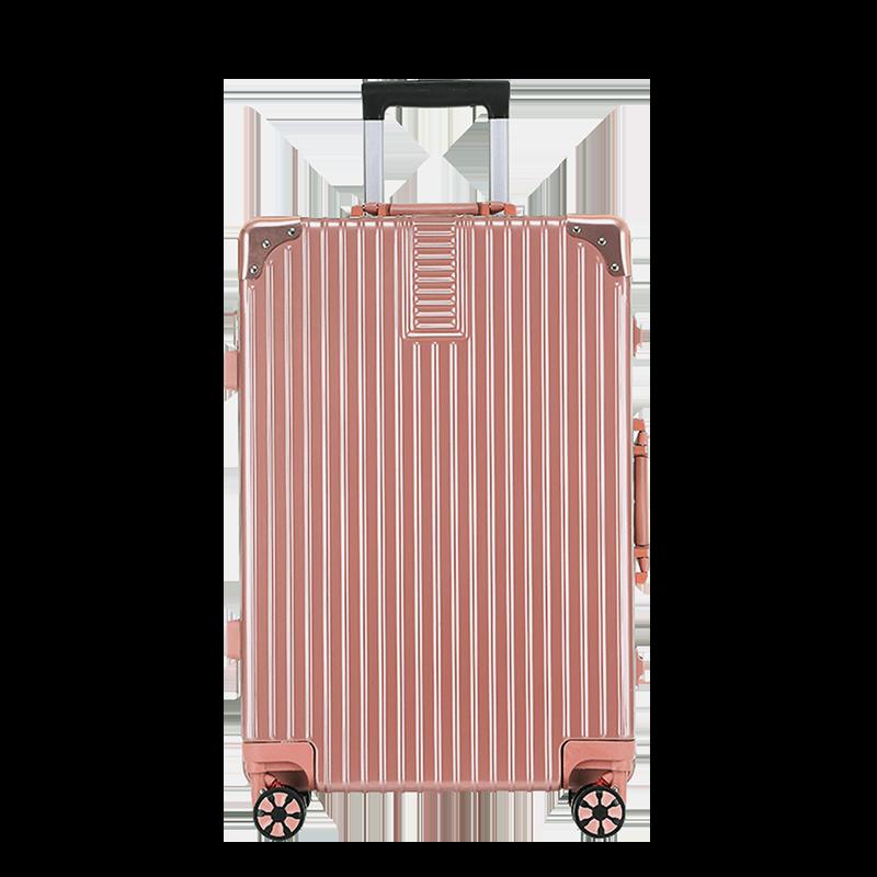 行李箱女拉桿箱男網紅ins小型20輕便24寸皮密碼箱子旅行箱萬向輪