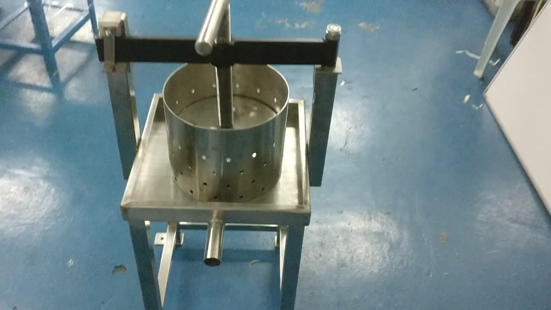 Malaysia Made High Quality Stainless Steel Manual Coconut Milk Press