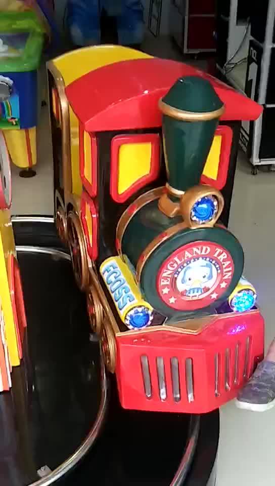 Amusement kids train hot sale mini train for kids amusement park train rides for sale