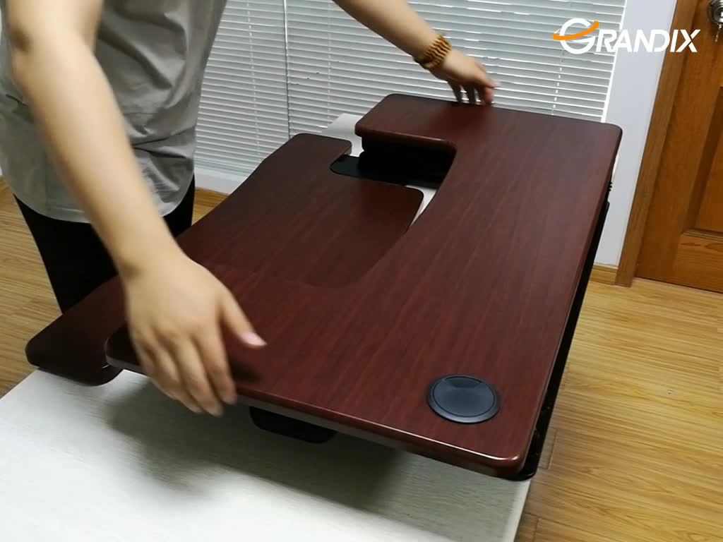 Portable Cheap Folding Adjustable Large Laptop Office