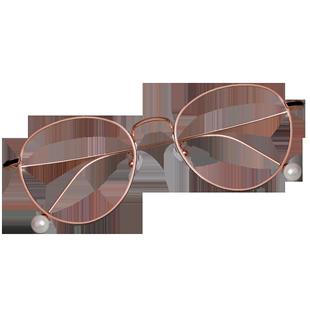 玩手机防辐射眼镜女网红款眼镜框