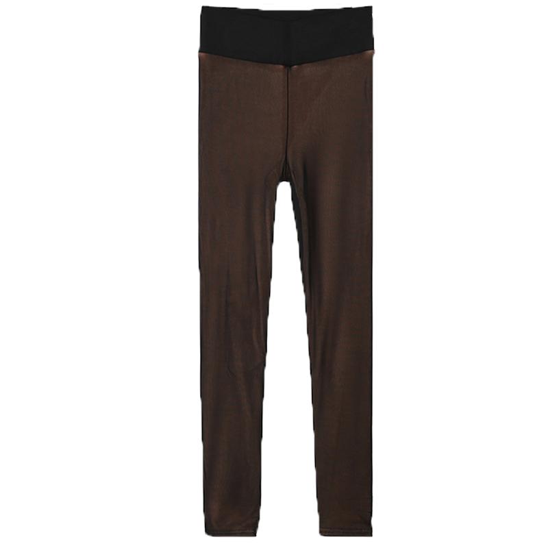春秋外穿假透肉加绒网纱踩脚打底裤性价比高吗