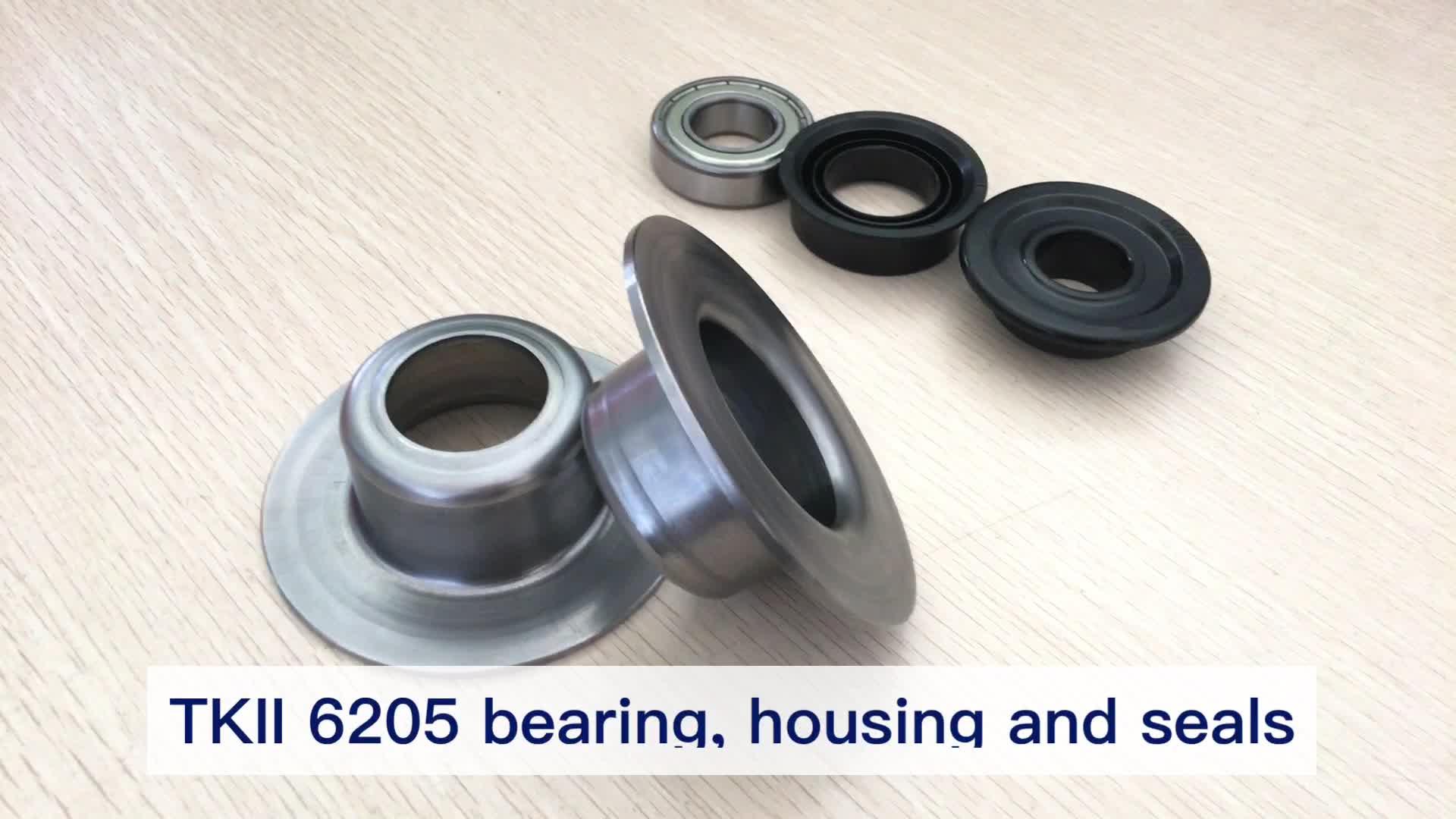 stamping belt conveyor roller bearing housing/stand/base/house tk2/tkii 6205