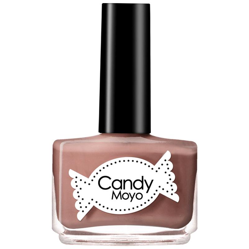 Candymoyo可撕指甲油可剥韩国裸色奶茶色豆沙色人鱼姬渐变少女心