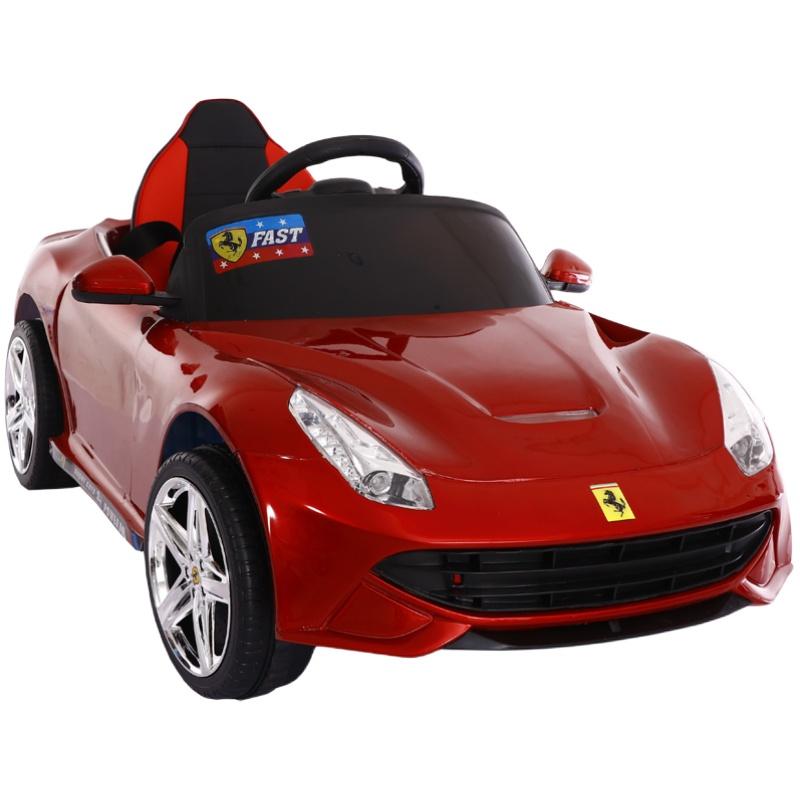 婴儿童四轮可坐遥控1-3岁人电动车
