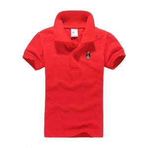 纯棉短袖中大童装女童2021新款衬衫