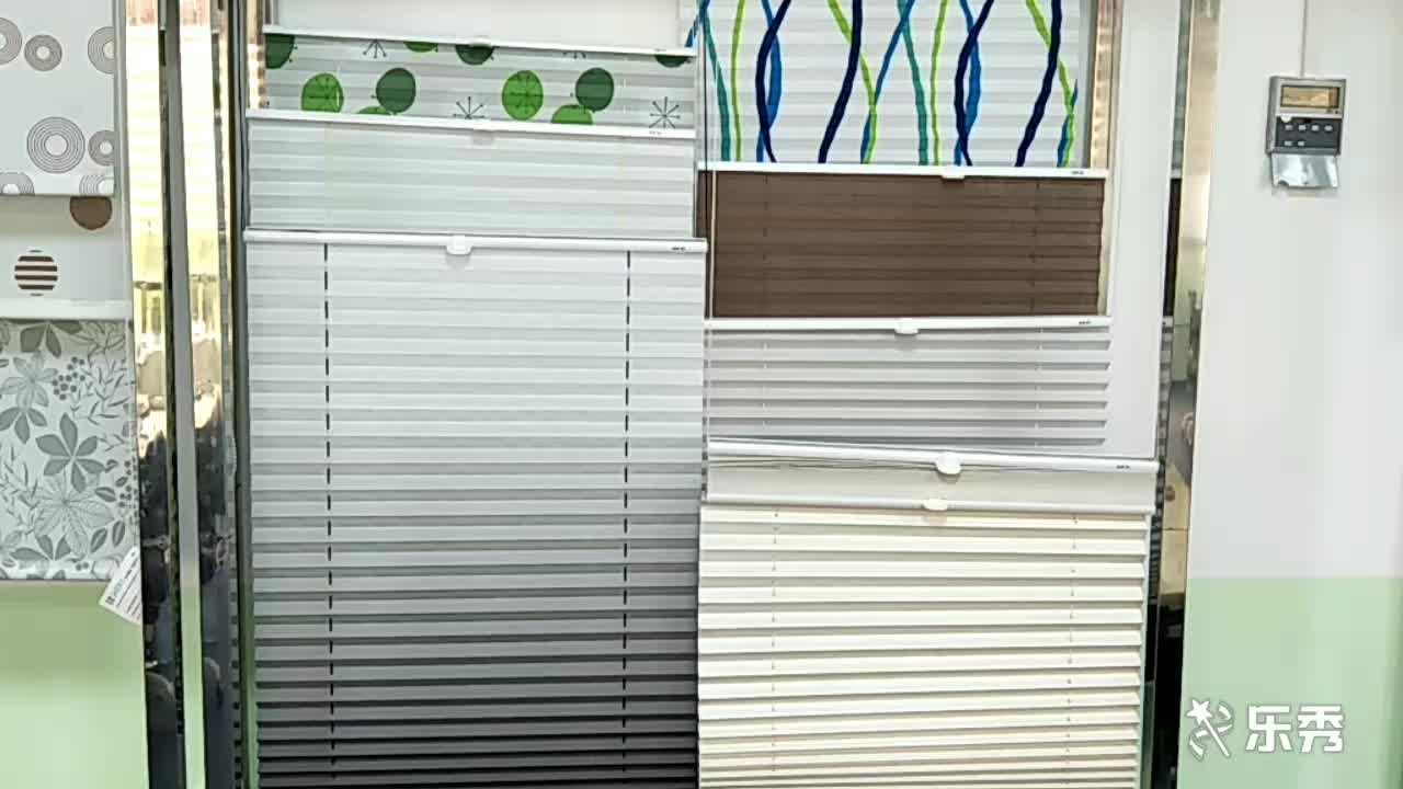 window blinds online top down cordless plisse shades - Window Blinds Online