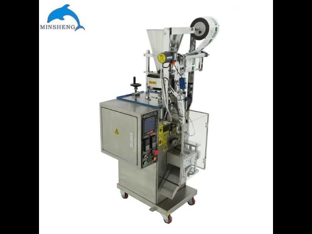 Water Soluble Sachet Packing Machine/ Detergent Water Soluble Sachet Making Machine