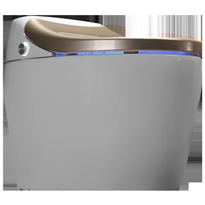 日本原野全自动翻盖智能家用坐便器