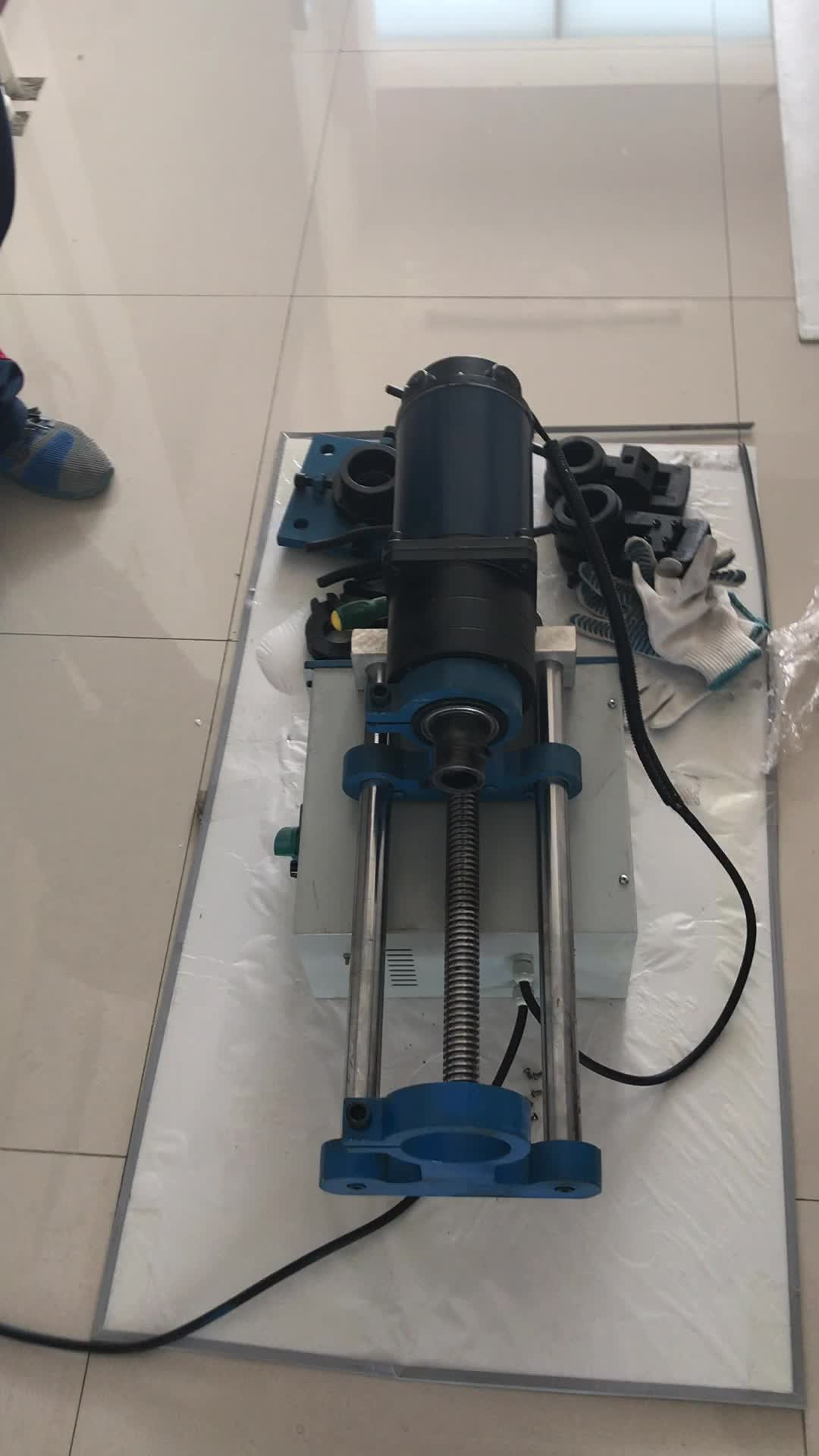 JRT40/50/60 Mobile Line Boring Machine Sell to Europe With Big Discount