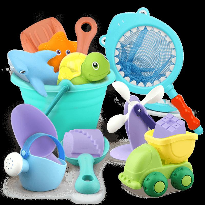 【贝恩施】儿童沙滩玩具套装