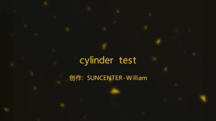 Suncenter Hydraulic Test Equipment For Hose Pipe Cylinder