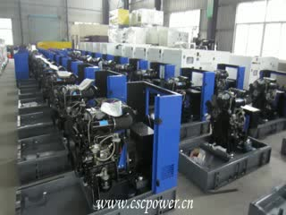 12kw 12kva diesel generator good quality from factory