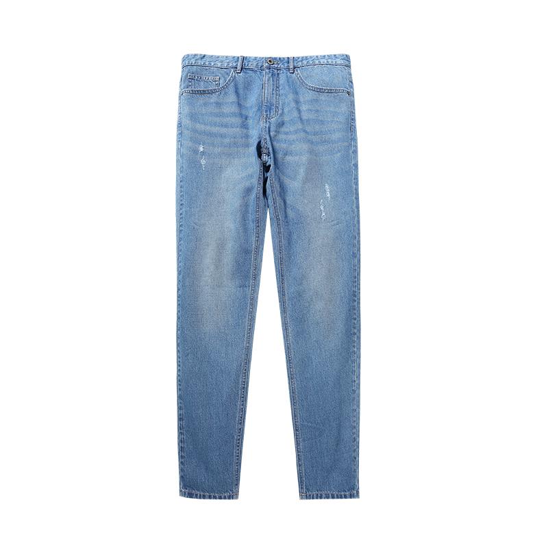 a21新款2021春夏季男装直筒牛仔裤评价如何?