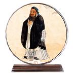 领5元券购买儒家学派创始人孔圣人/孔子画像