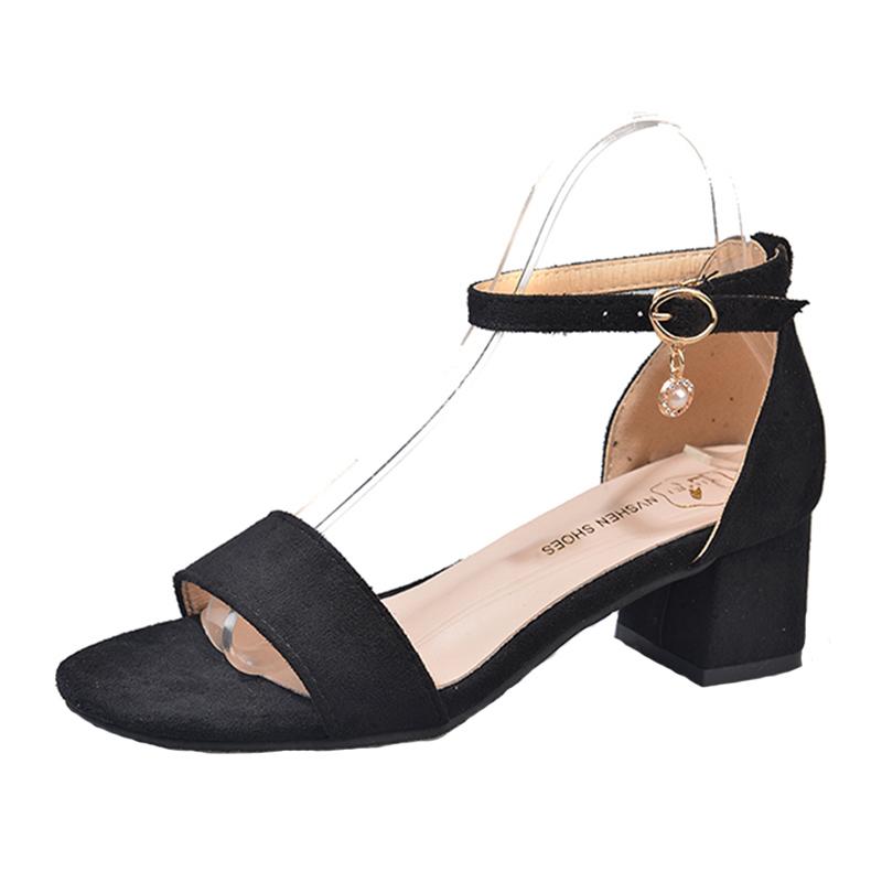 罗马凉鞋仙女风2021夏季新款高跟鞋好用吗