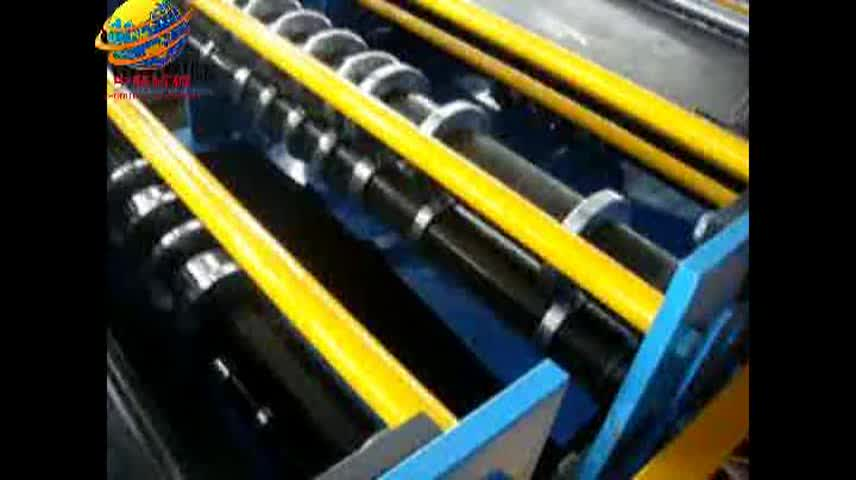 double layer roof tile making machine metal sheet roof roll forming machine roofing sheet making machine