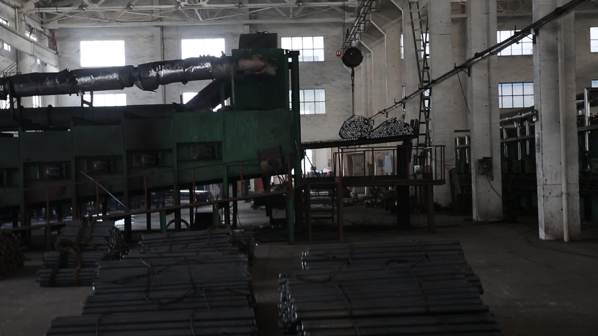Large diameter heavy wall seamless steel pipe buy high
