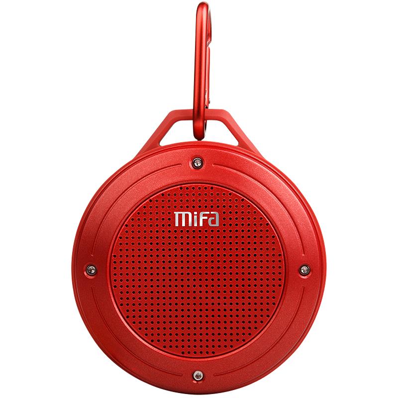 mifa F10随身跑步运动无线蓝牙音箱迷小音响小型迷你便携式可插卡大音量重低音炮户外徒步骑行防水超长待机