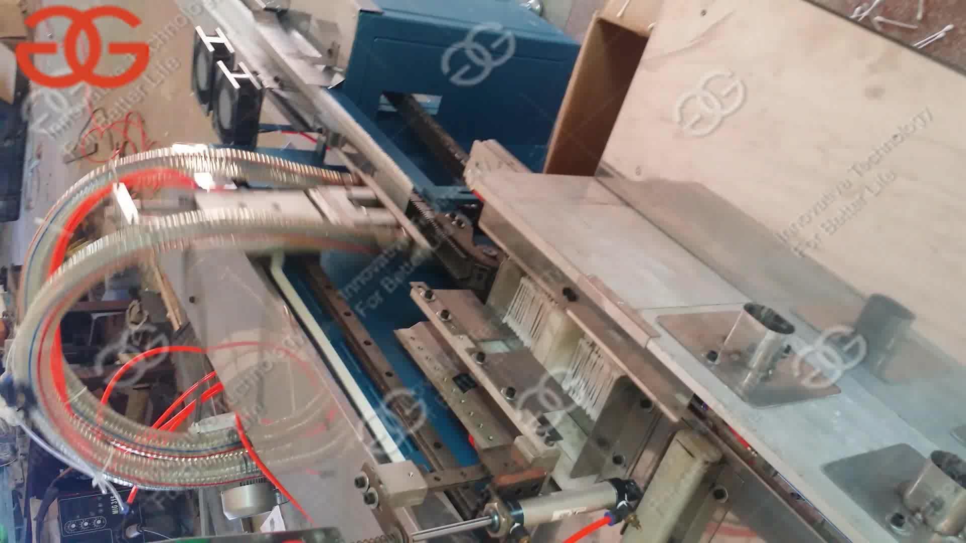 โรงงานขายร้อนราคาเครื่องดื่มแอลกอฮอล์ฝ้าย Swabs เครื่องแอลกอฮอล์เครื่องสำลีเครื่องสำอาง