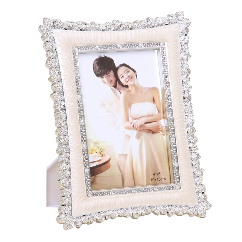 复古欧式婚纱照相框摆台6寸7寸8寸10寸12寸挂墙现代简约创意礼物