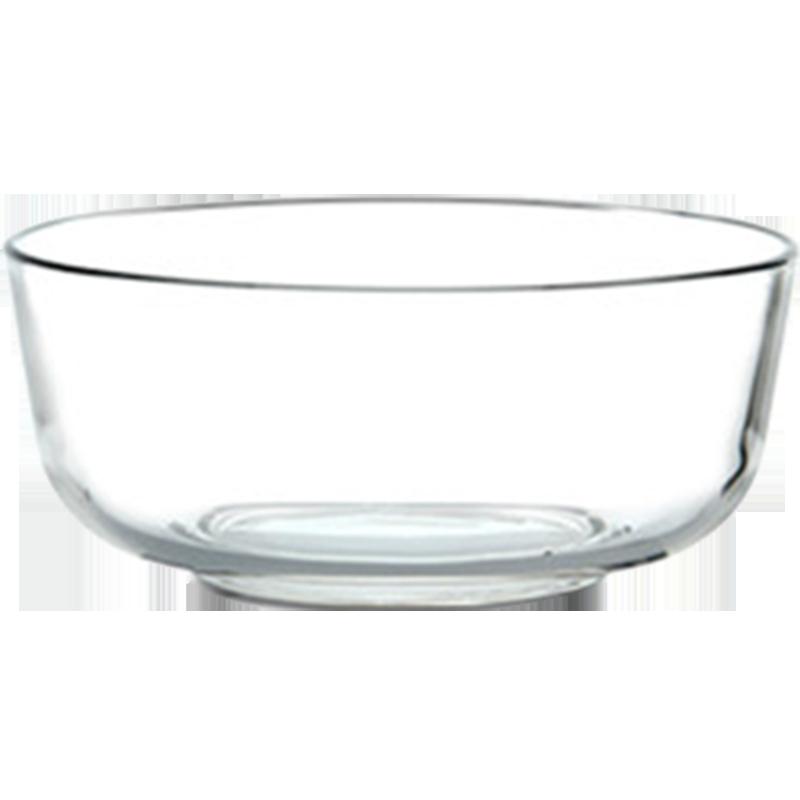 ocean鸥欣进口玻璃沙拉碗家用玻璃碗水果沙拉大碗汤碗泡面碗套装