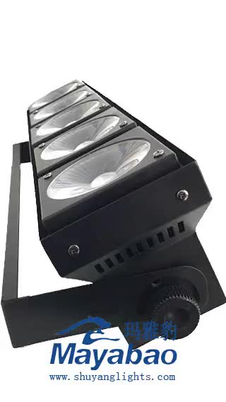 cheap dj equipment 5x30w led crowd blinders warm white stage lighting blinders with pixel. Black Bedroom Furniture Sets. Home Design Ideas