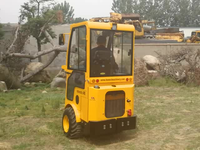 Tempo per sostituire il vostro skid steer loader con ACCIAIO INOX CAMEL smart idrostatica loader