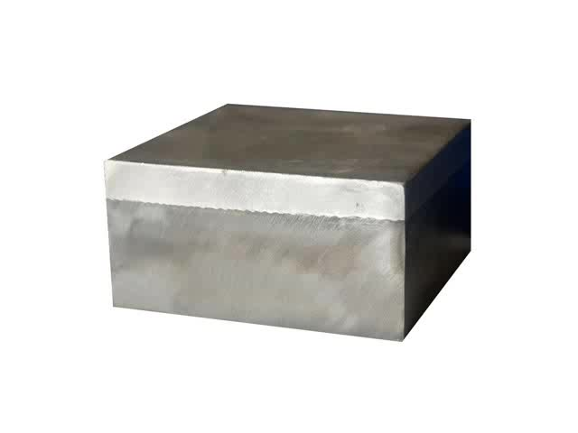 Bimetallic Explosion Welded Clad Steel Compound Plate