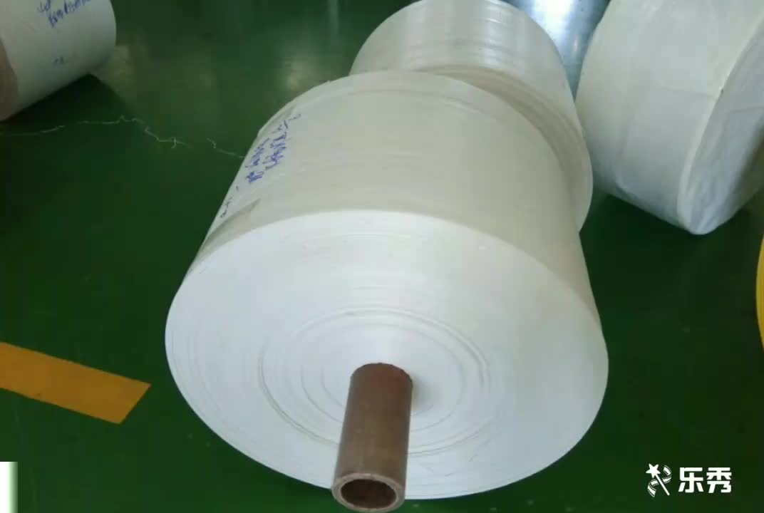 Best quality White pp woven fabric in roll
