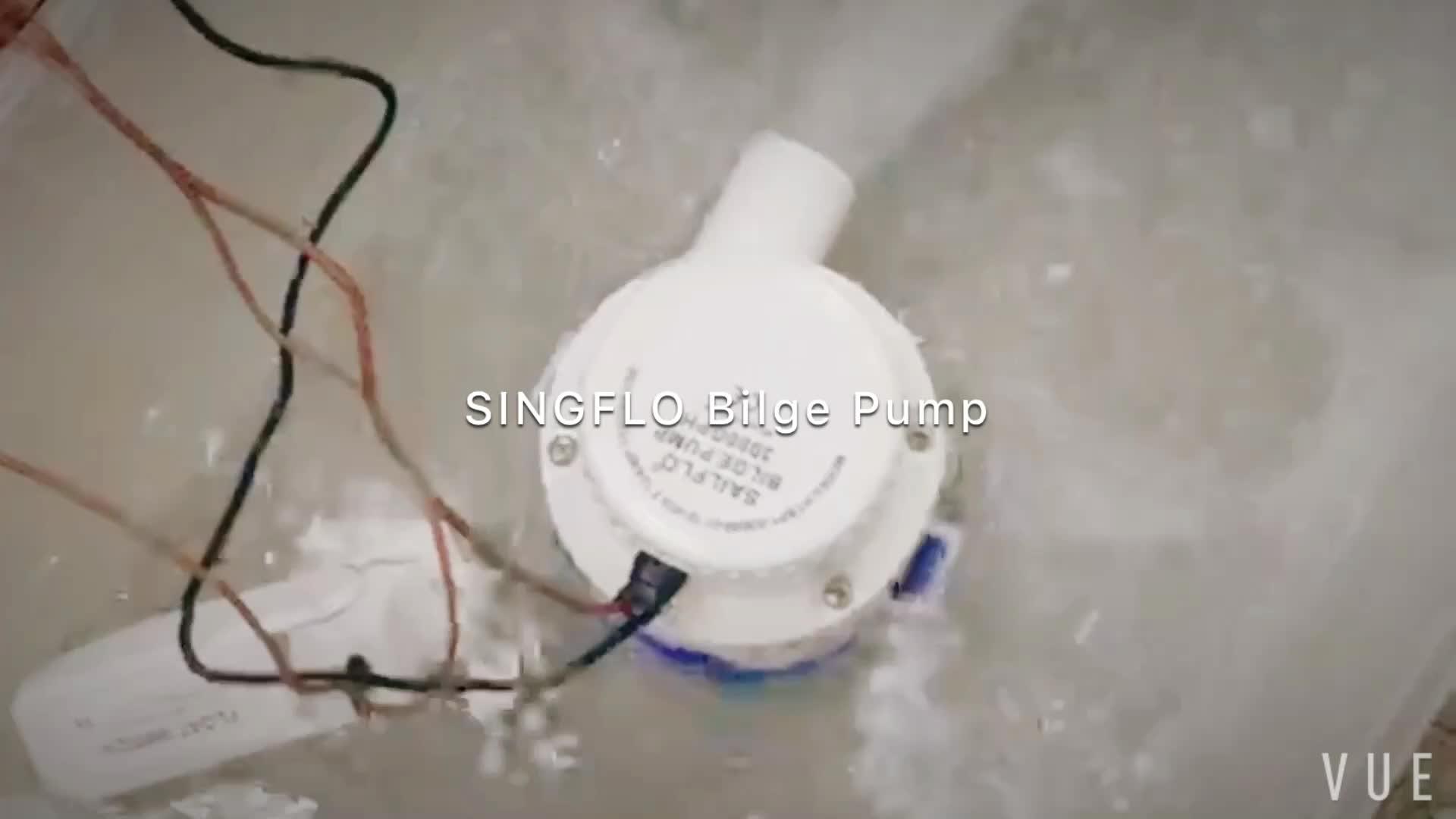Singflo sentina interruttore/di sentina interruttore di livello/interruttore galleggiante pompa di sentina