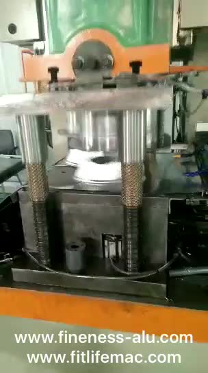 Top Grade Hot Selling Aluminum Foil Airline Container Making Machine