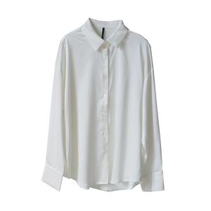 ss studio三层叠领设计感通勤衬衫