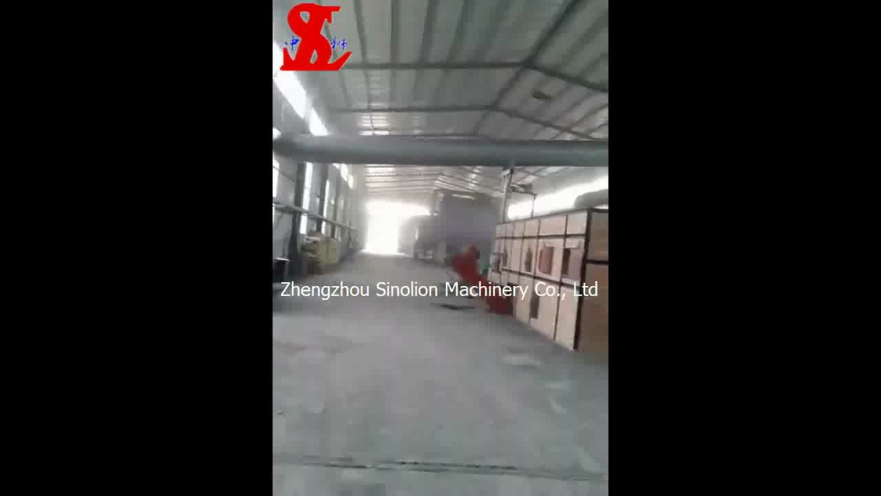 New design chain plate iron briquette automatic box dryer machine use conveyor mesh belt dryer to dry irregular material