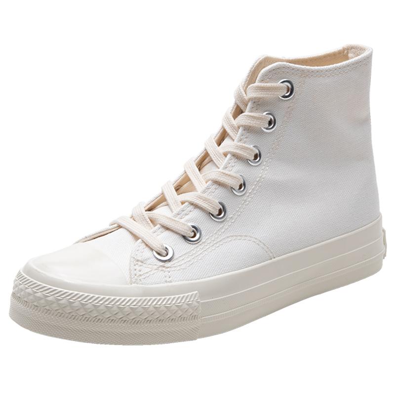 安逸猿国潮高帮韩版ulzzang帆布鞋评价如何