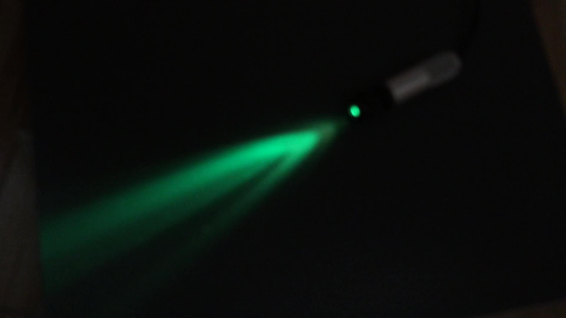 12VDC 3W LED fiber optic emitter with RF control